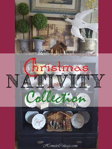 HometoCottage.com Christmas Nativity Collection
