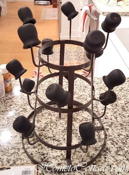 HometoCottage.com cup rack works great