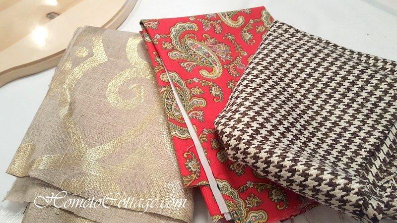 HometoCottage.com fabric choices