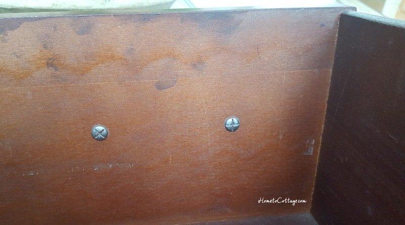 HometoCottage.com phillips head screws
