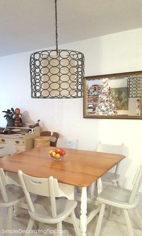 SimpleDecoratingTips.com Condo Renovation Dining Room Details