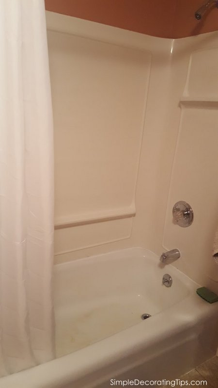 SimpleDecoratingTips.com From a Tub to a Shower