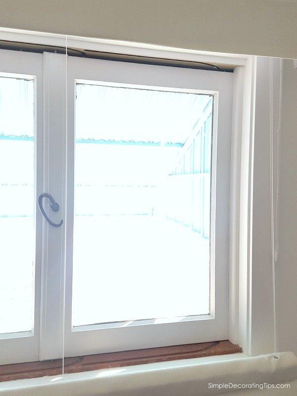 How to Install an Interior Storm Window SimpleDecoratingTips.com
