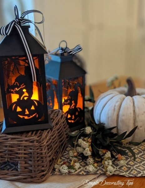 Halloween Confession SimpleDecoratingTips.com