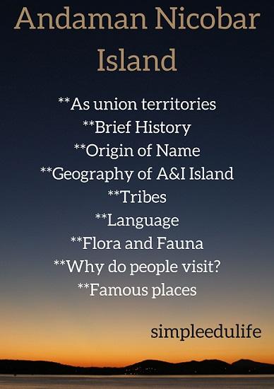 Andaman Nicobar Islands (1)