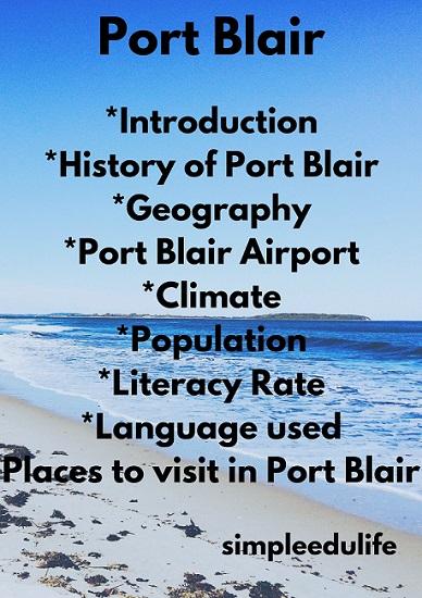 Port Blair