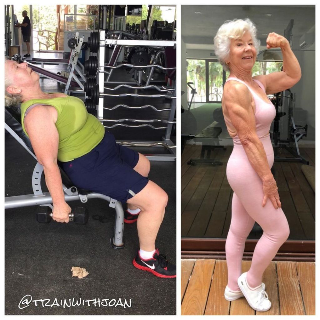 Weight training for older cyclists and runners provides more endurance, better injury prevention, balance, bone strength.