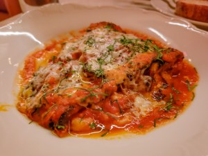 Lasagna at Giuseppe and Sons
