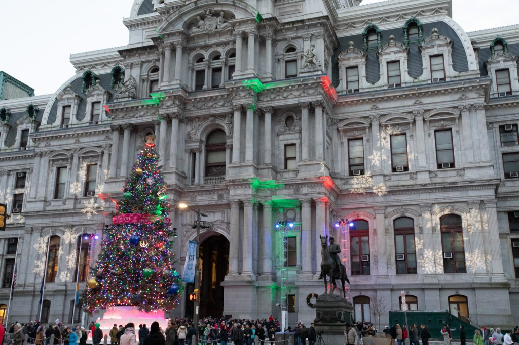 Christmas at City Hall