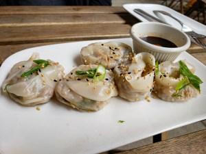 Steamed Vegetable Dumplings at Southgate