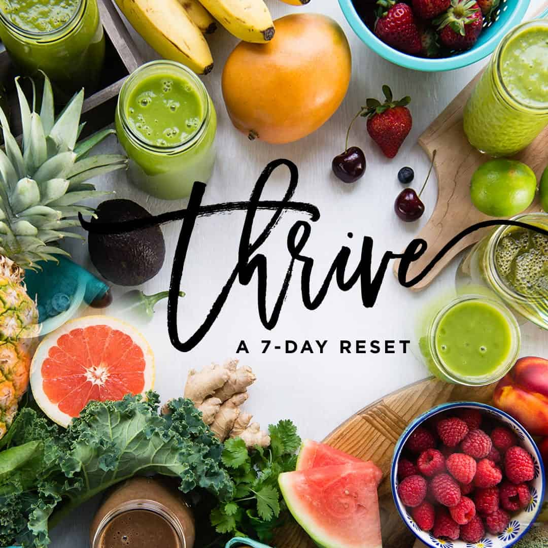 Thrive: A 7-Day Reset