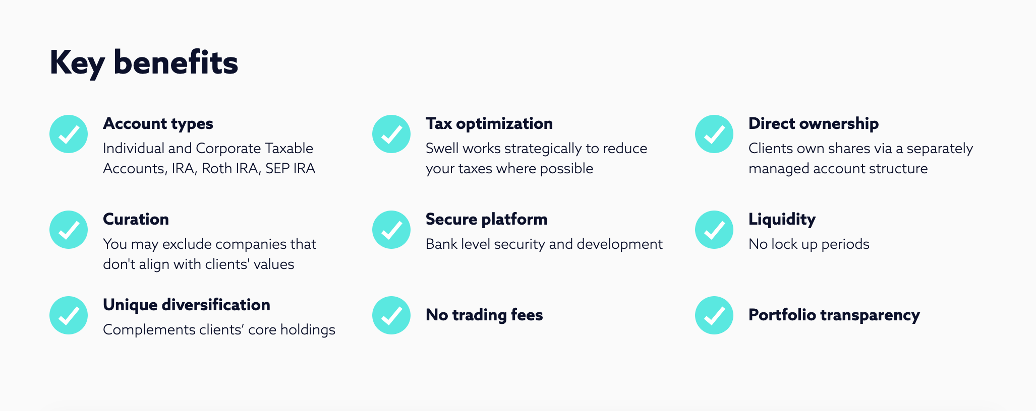 Swell-Investing-For-Financial-Advisors-Benefits