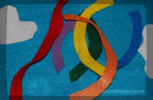 rainbow puzzle 2