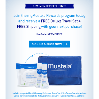 MAMA FREEBIE! get rid of baby acne with Mustela Physi0Bebe and get rewarded with their rewards program.