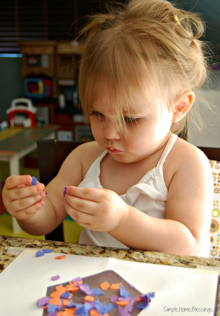a simple craft for toddlers to do for daddy for Father's Day
