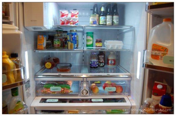 fridge task