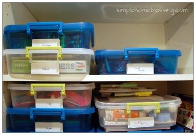 preschool supplies