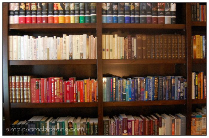 rainbow library