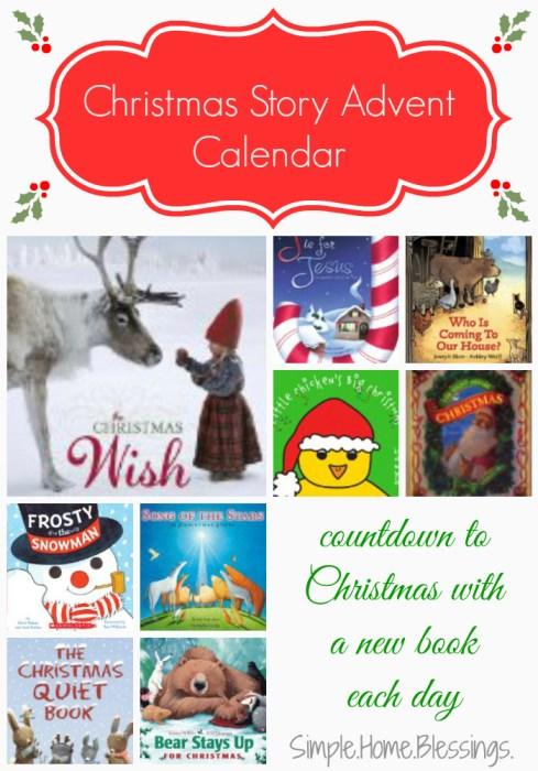 Christmas Story Advent Calendar