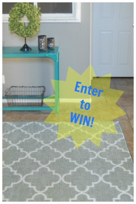 Enter to Win a Mohawk Rug!