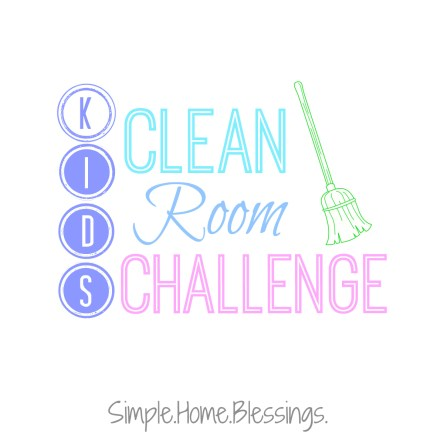 Kids Clean Room Challenge_