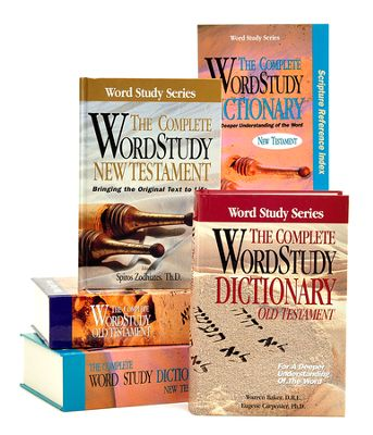 Zodhiates Biblical Word Study 5 Volume Set