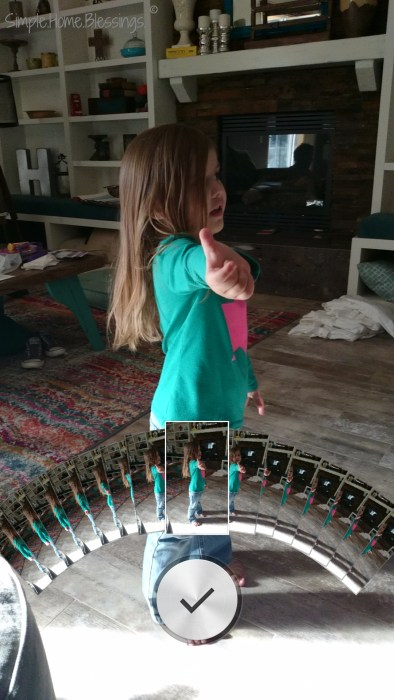Take Awesome Photos and Create GIFs of your kids with your smartphone