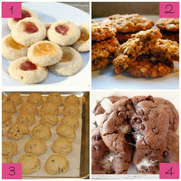 milk and cookies - perfect cookie recipes for pairing with a2 Milk