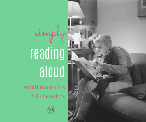 Benefits of reading aloud with kids from an early age