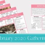 February 2020 Gathering