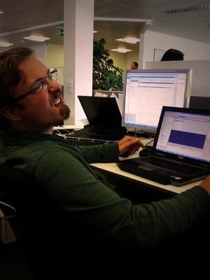 パソコンのトラブル対応