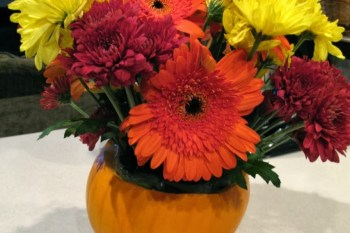 31 Days of Autumn {Day 4}: Autumn Centrepiece