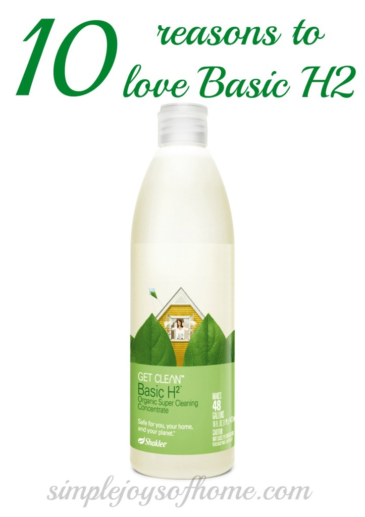 10 Reasons To Love Basic H2