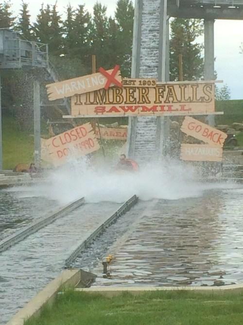 water-log-ride