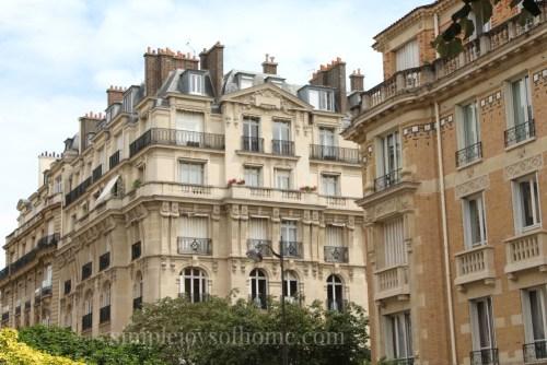 Beautiful Architecture Paris