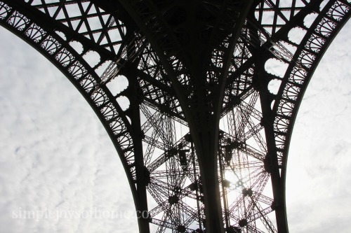 Adventures in Europe Paris Day 2 - Eiffel Tower