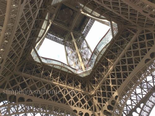 Eiffel Tower Paris Day 2