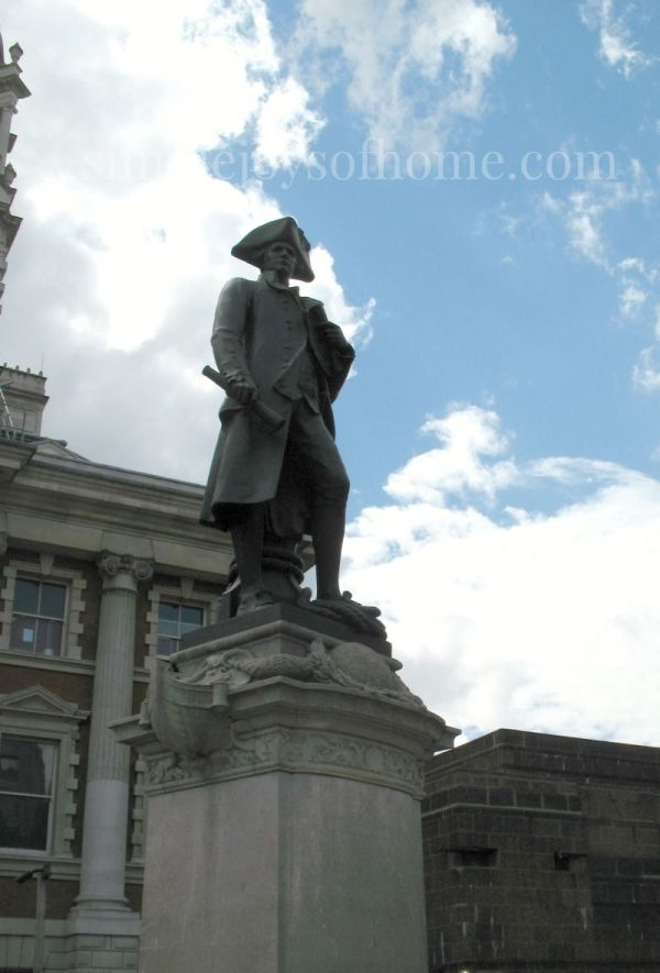 Adventures in Europe - London (Captain James Cook) | Simple Joys Of Home