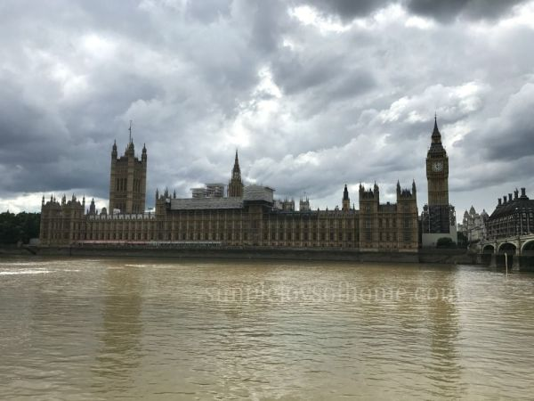 Houses of Parliament | Simple Joys Of Home