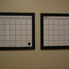 Kitchen Whiteboard Printer Two Cents Tuesday The White Board Calendar Simple Joys