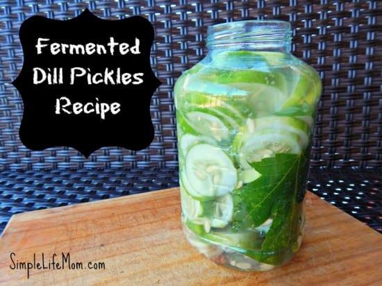 Fermented Dill Pickles Recipe3