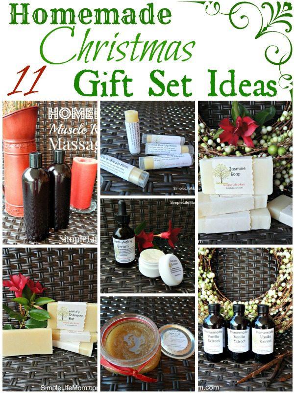 Easy Made Christmas Gifts