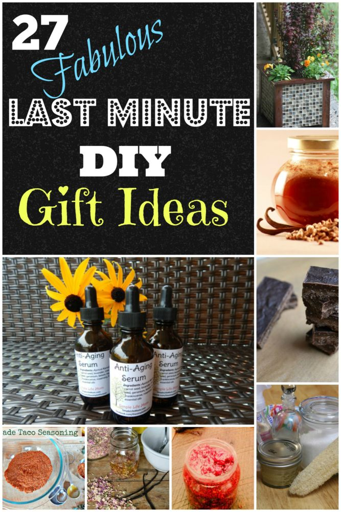 Diy Last Minute Birthday Gifts & Last Minute Homemade Gifts For Mother S Day | Panglimaword.co