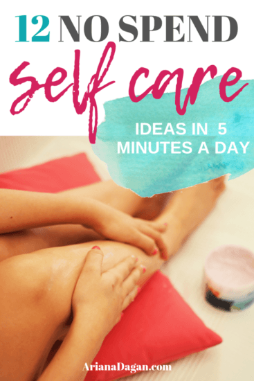 Homestead Blog Hop Feature - 12 Ways to Incorporate Relaxation in 5 minutes a day