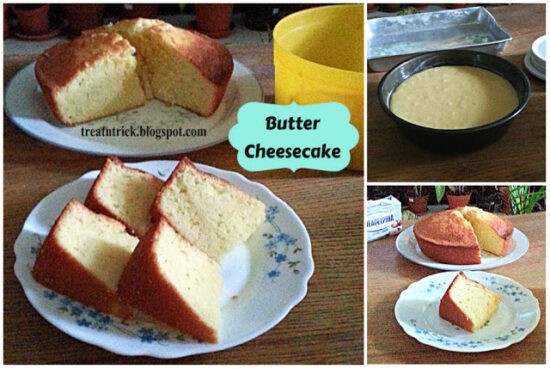 Homestead Blog Hop Feature - butter cheesecake recipe