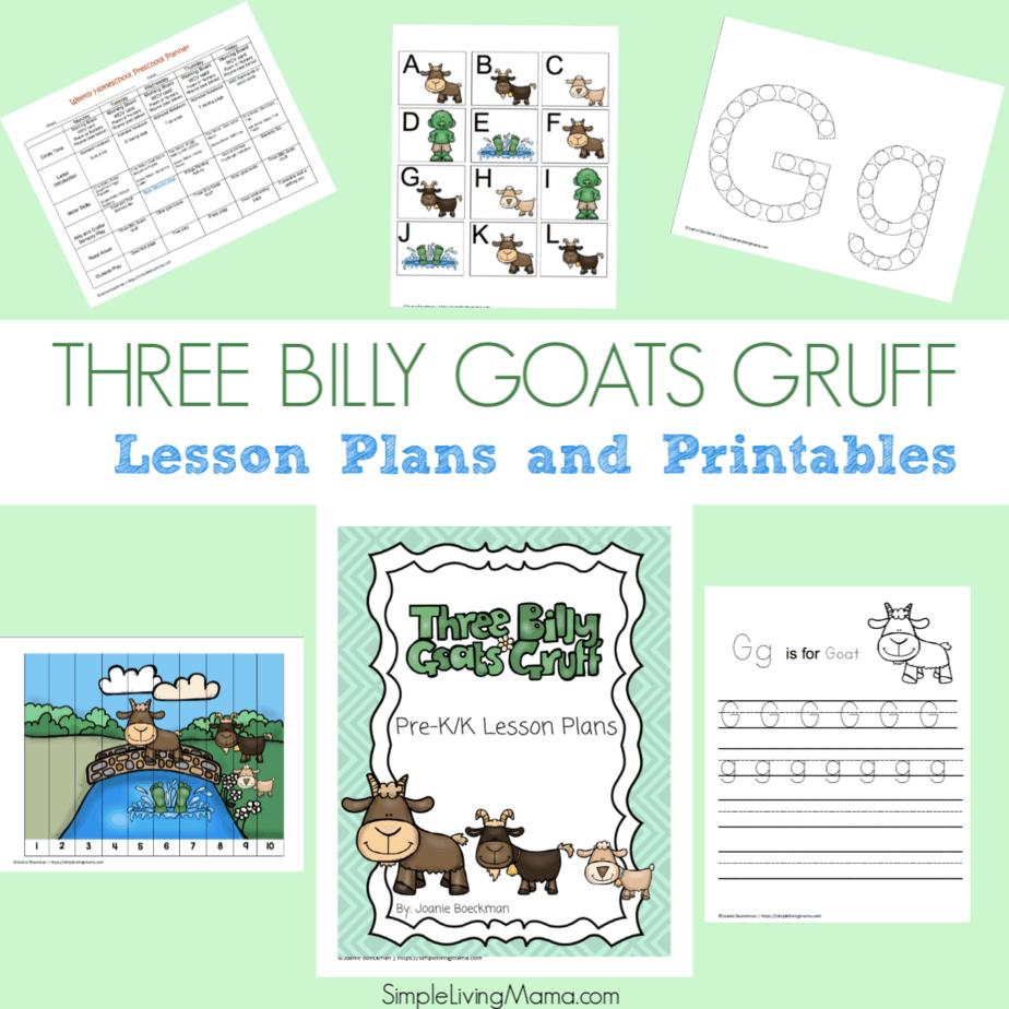 Billy Goats Gruff Image