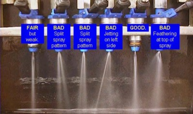 Clogged fuel injector symptoms - Look here