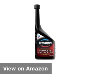 Chevron Techron Concentrate Plus Fuel Injector Cleaner