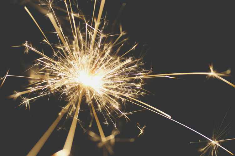 selective focus photography of spark