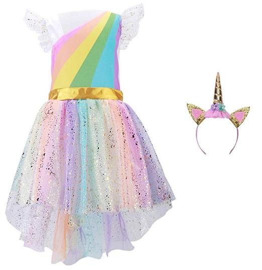 Unicorn Dress Up Costume